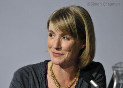 Brooke Magnanti who blogged as Belle de Jour. (Photo © Simon Chapman)
