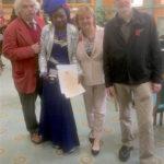 Citizenship at last for Bristol NUJ's Sabrina