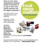 Local News Matters! Bristol's newsgatherers get together