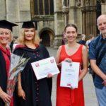 Prizes for winning students in Bristol NUJ journalism scheme